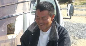 左官:田窪 潤(たくぼ じゅん)