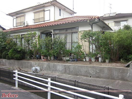 岡山市東区 Y様邸ビフォアー