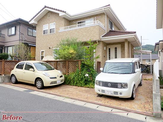 岡山市北区 S様邸ビフォアー
