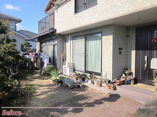 岡山市中区 T様邸ビフォアー