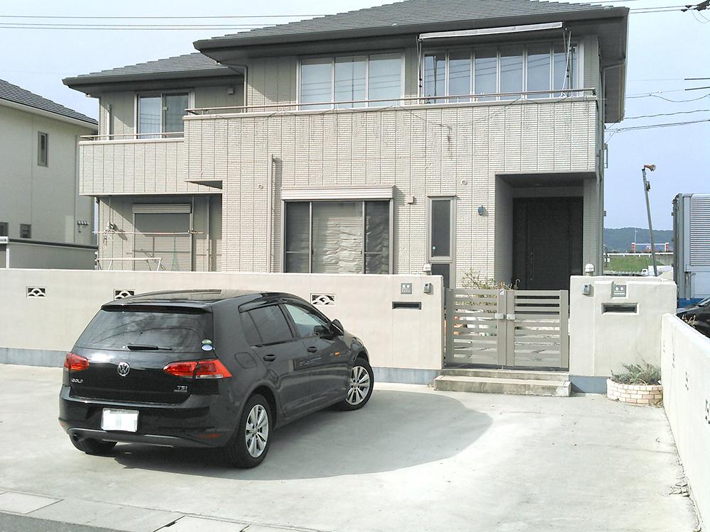 岡山市中区 K様邸ビフォアー